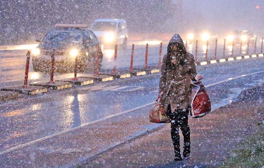 Maltempo, Domenica neve e venti di burrasca al Centro-Sud. Temperature sottozero
