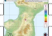mappa terremoto san vito sullo ionio