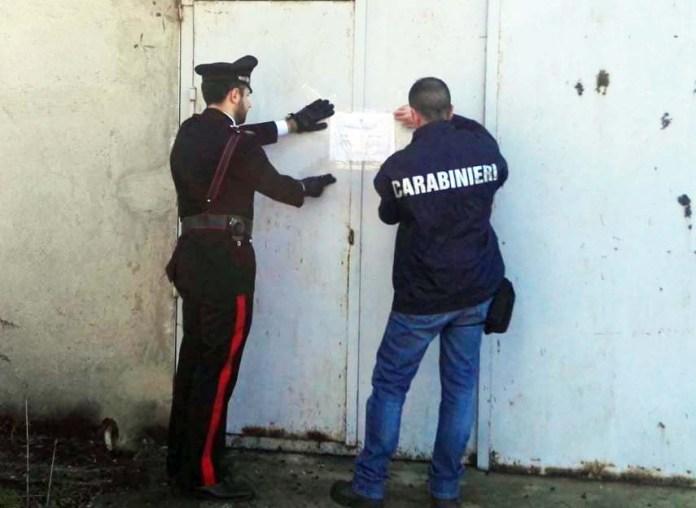 sequestro terramara closed Fazzalari