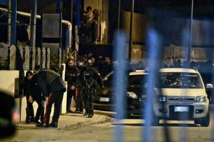 sparatoria Bellona, Davide Mango, uccide la moglie Anna Carusone