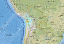 terremoto cile putre