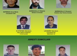 arresti Acireale Barbagallo