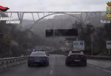 blitz polizia carabinieri catanzaro