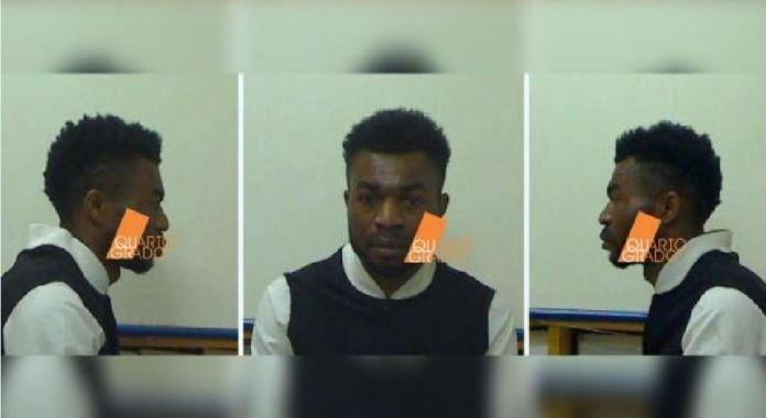 Innocent Oseghale, accusato del brutale omicidio di Pamela Mastropietro