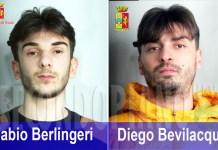 Fabio Berlingeri Diego Bevilacqua