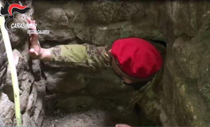 bunker ndrangheta cimina