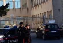 carabinieri stazione cosenza principale