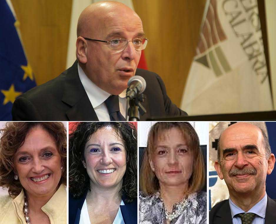 Calabria: il presidente Oliverio ha nominato la nuova Giunta Regionale