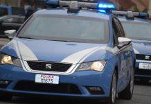 blitz polizia reggio