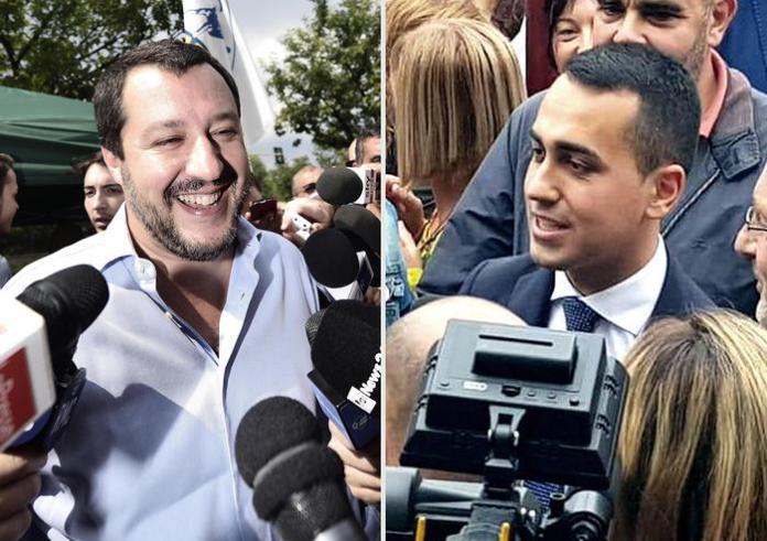 Raggi e Siri, polemica tra Matteo Salvini e Luigi Di Maio