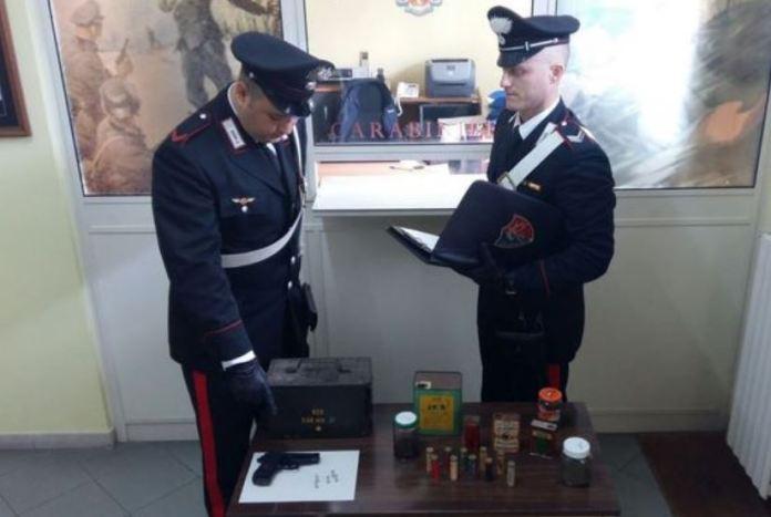 carabinieri rocca