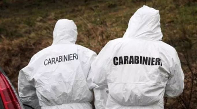 carabinieri scientifica campagna