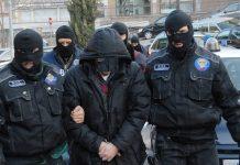 Ros, operazione arresti