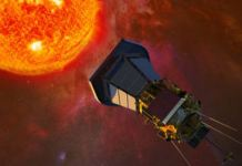 Sonda Parker Solar Probe Sole