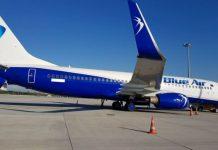 aereo blue air