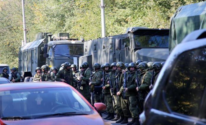 Strage in Crimea, 19 morti