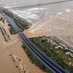 Maltempo: chiuso ponte che collega Cagliari a Capoterra