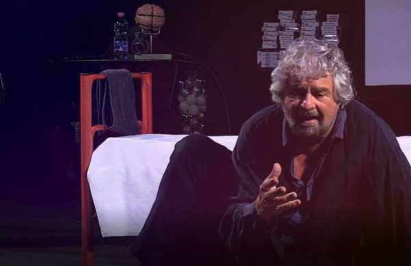 Beppe Grillo show