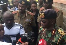 Polizia Kenia