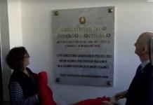 Il capo della polizia Franco Gabrielli all'intitolazione a Antonio Montinari di un'aula della scuola di Vibo Valentia