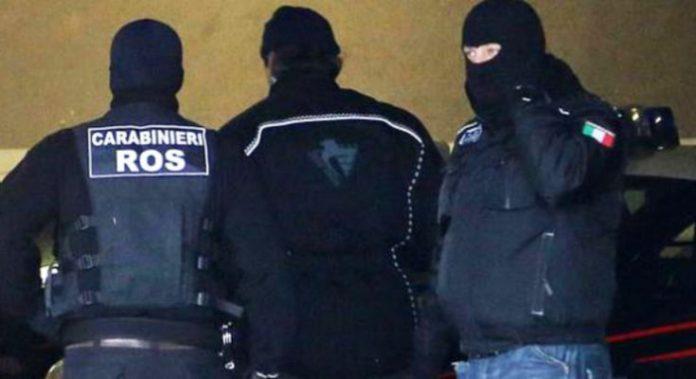 Carabinieri del Ros