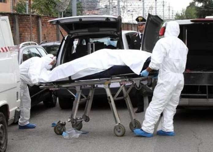 cadavere scientifica carabinieri