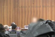 aula giustizia