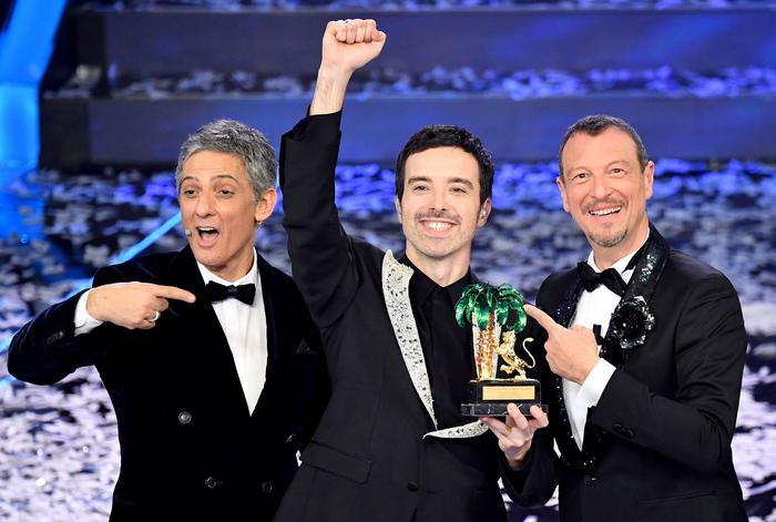 """Sanremo 2020, vince Diodato con il brano """"Fai rumore"""""""