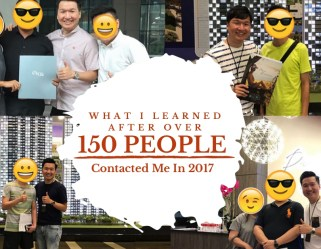 What I Learned After Over 150 People Contacted Me In 2017