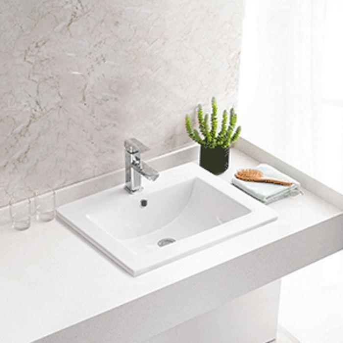 ledge farmhouse style vessel vanity sink