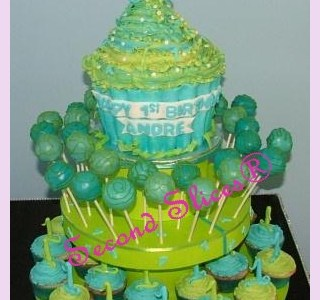 Birthday Cake, Cupcakes n CakePop