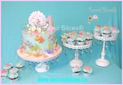 Under the Sea Cake n Cupcakes