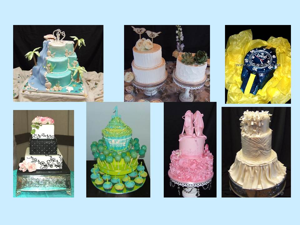 wedding cakes and cupcakes edmonton second slices wedding cake cupcakes birthday 23789