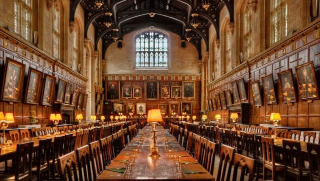 great hall oxford