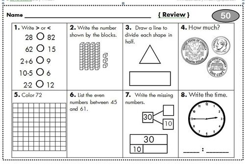 2nd Grade Homework - Second Story Window