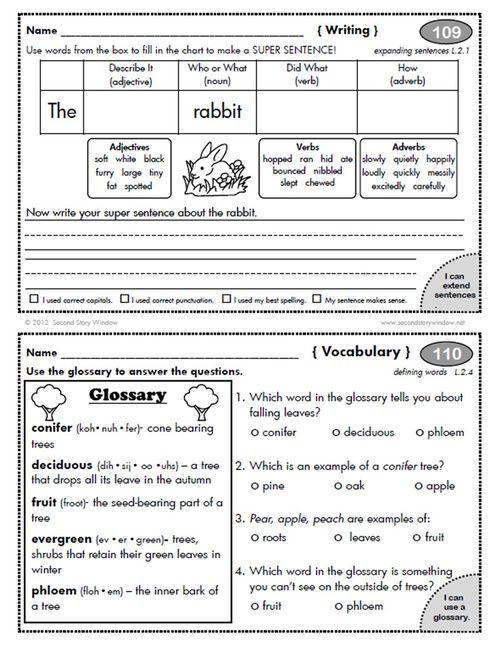 Homework help for second grade