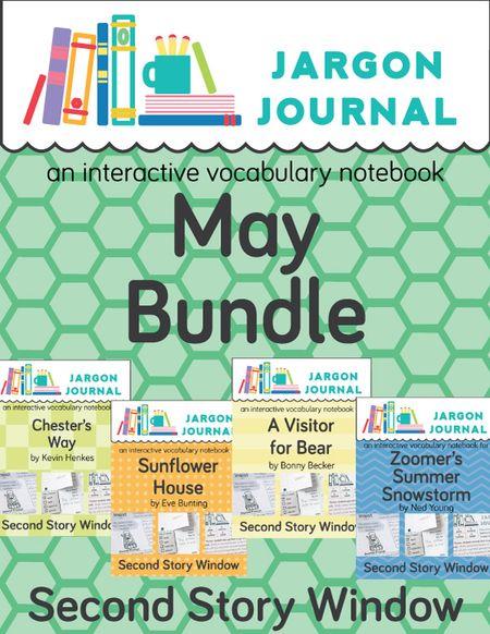 Jargon Journal May Bundle