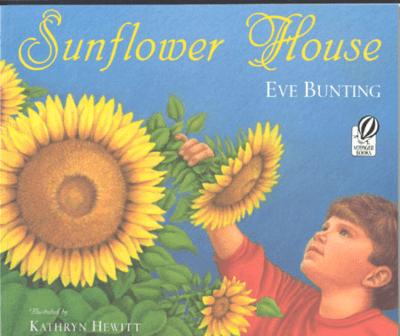 Jargon Journal Interactive Notebook Sunflower House