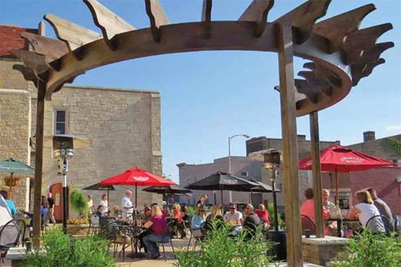 Fond Du Lac Wisconsin photo courtesy Fond du Lac Convention and Visitors Bureau