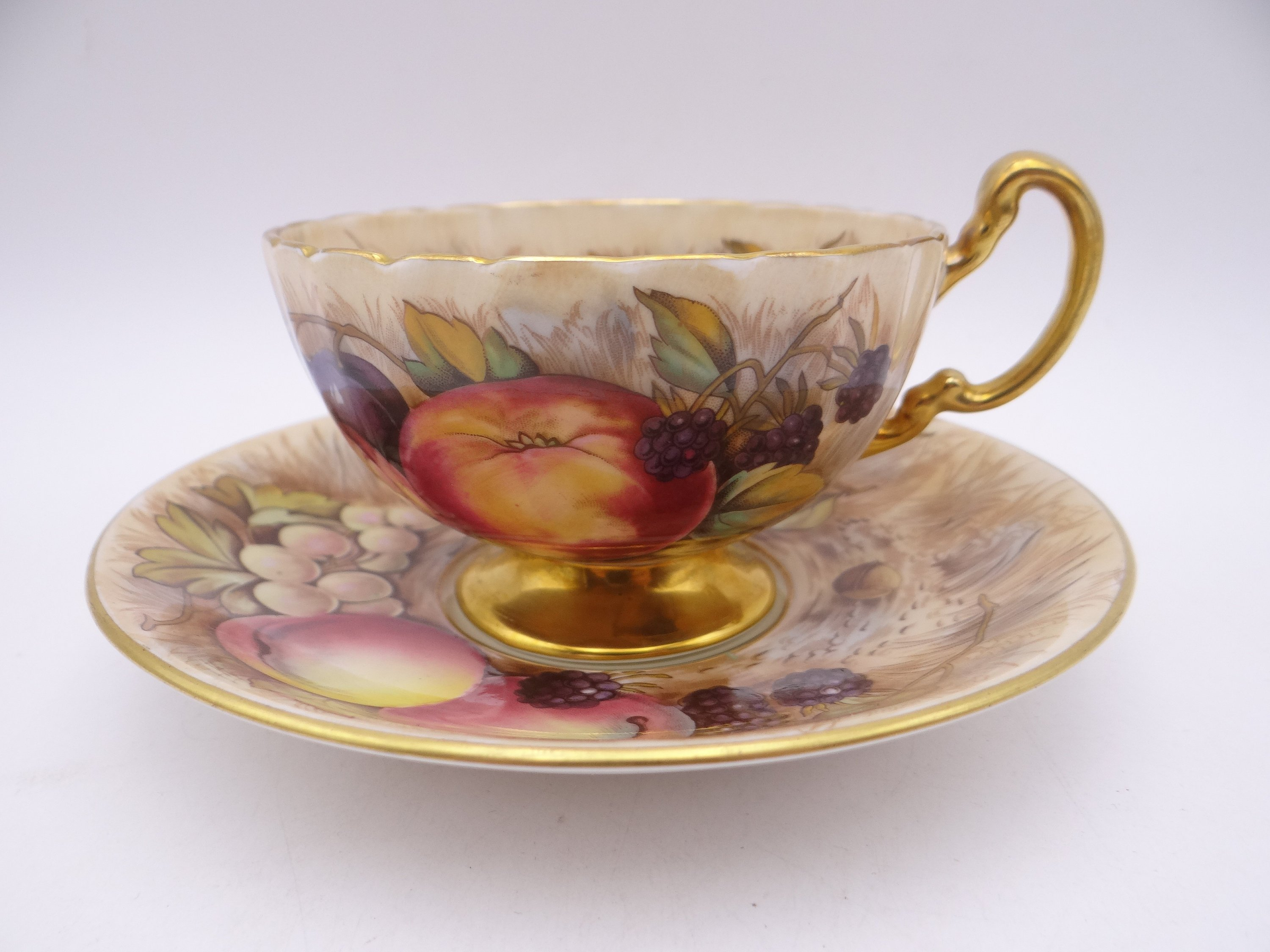 Mint Condition Aynsley English Bone China Teacup