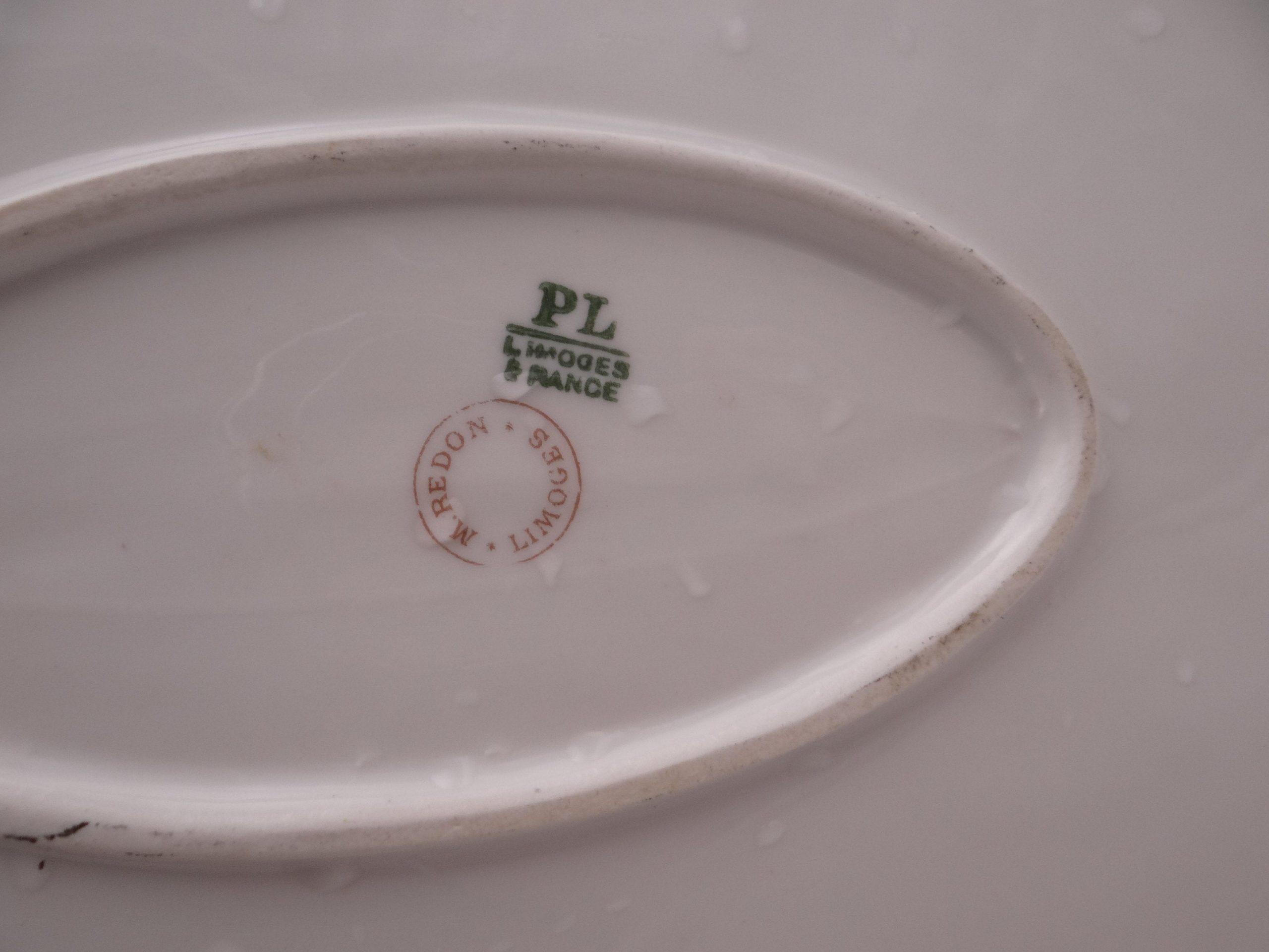 France marks porcelain limoges list Limoges Porcelain