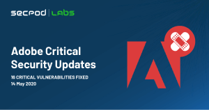 Adobe Critical Security Updates May 2020