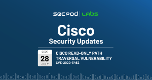 Read more about the article Cisco Read-Only Path Traversal Vulnerability (CVE-2020-3452)