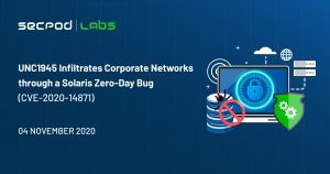 UNC1945 Infiltrates Corporate Networks through a Solaris Zero-Day Bug