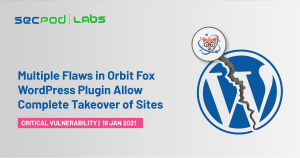 Multiple Flaws in Orbit Fox WordPress Plugin Allow a Complete Takeover of Sites