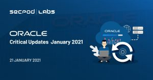 Oracle Critical Updates January 2021