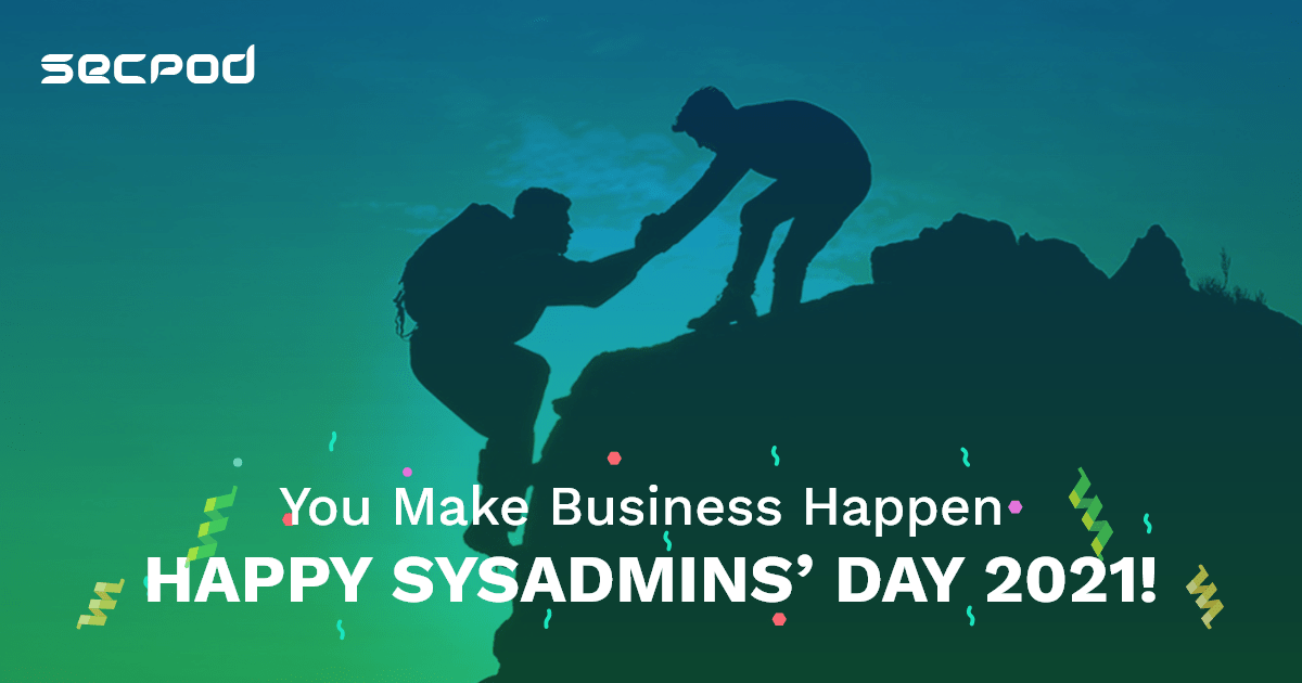 You are currently viewing Thank You Sysadmins for the Unwavering Remote IT Support in the Midst of Storms and Calms