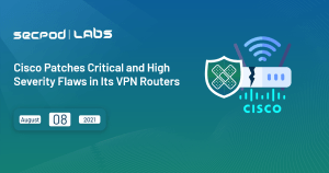 Read more about the article Cisco Patches Critical and High Severity Flaws in Its VPN Routers