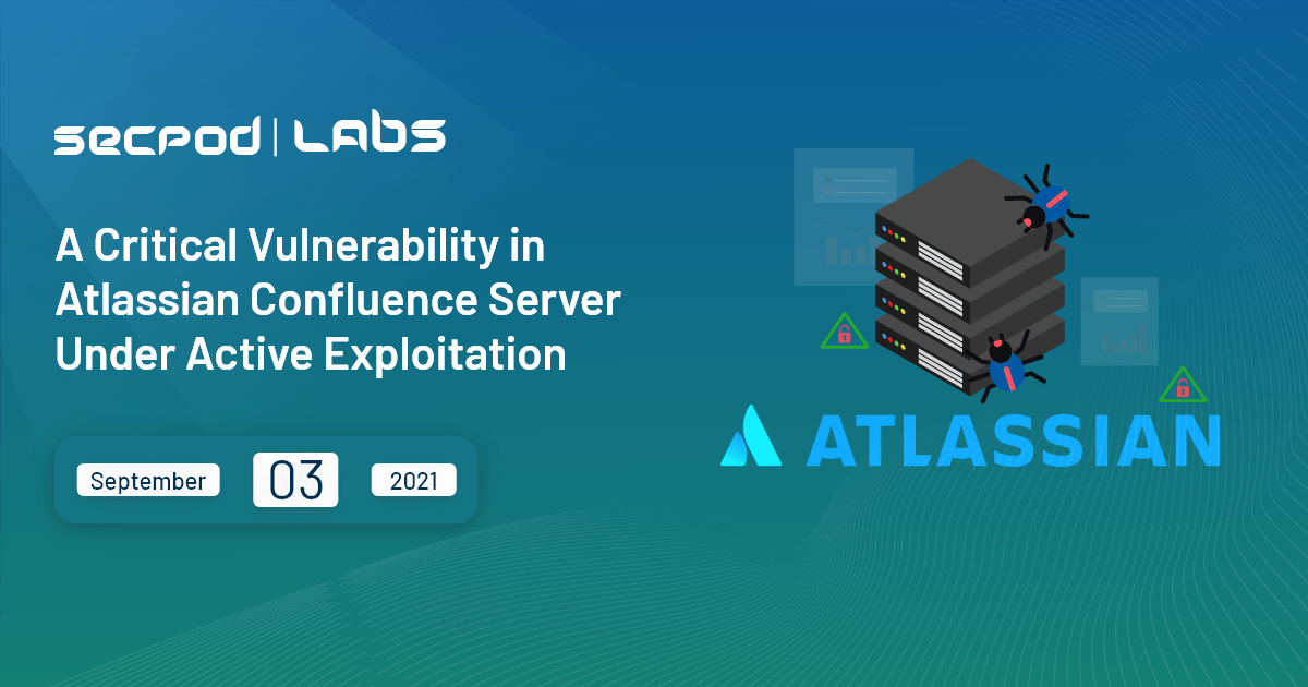 You are currently viewing A Critical Vulnerability in Atlassian Confluence Server Under Active Exploitation