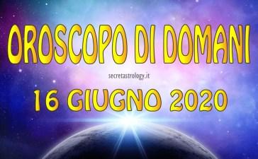 Oroscopo di domani 16 giugno secondo Paolo Fox